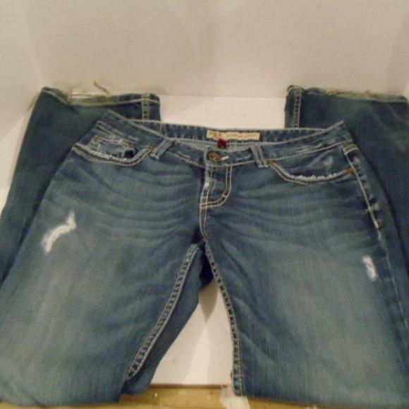 Women's BKE SZ 29 X 31 1/2 Jeans S1